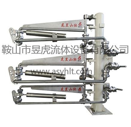广东LNG增压卸车臂