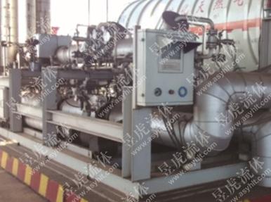 LNG撬装案例