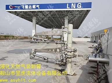 LNG装卸臂(双臂)
