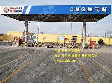 CNG装卸臂案例